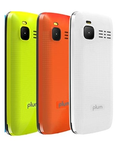 PLUM - TELEFONO CELULAR 2G