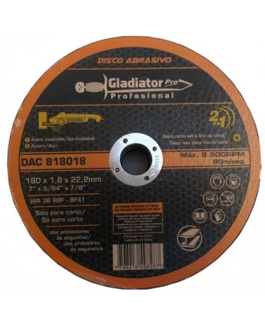 GLADIATOR- DISCO FLAP -...